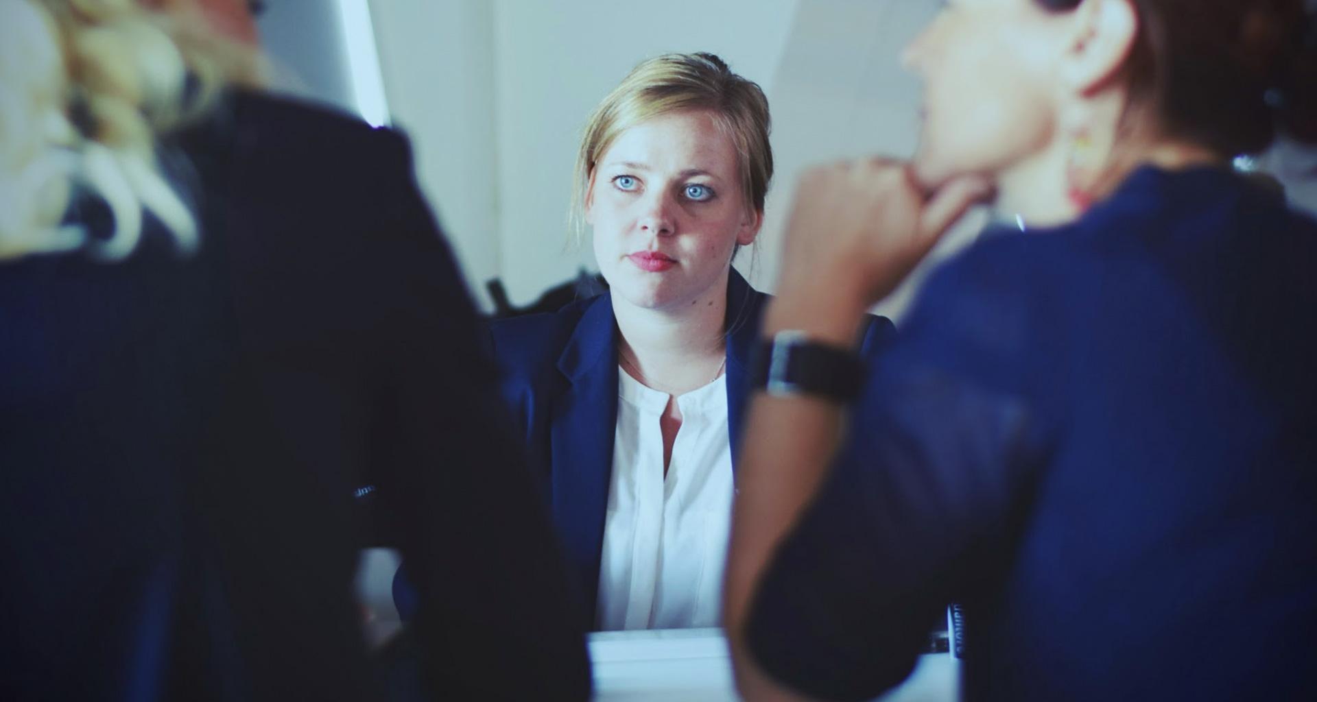 Leadership challenge for women